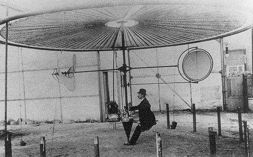 История воздухоплавания. часть-3. Детство. (Фото 23)