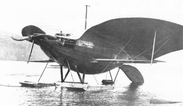 История воздухоплавания. часть-3. Детство. (Фото 2)