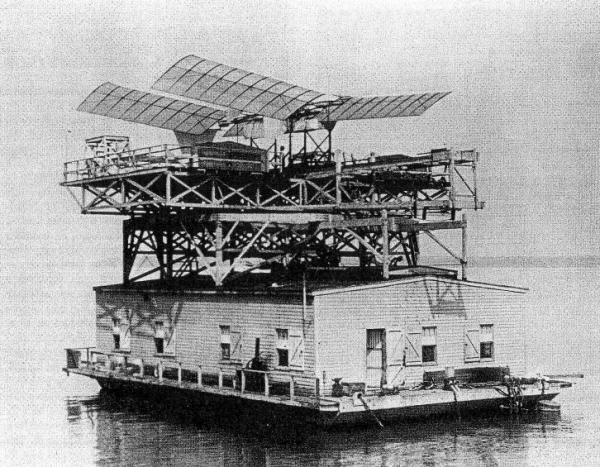 История воздухоплавания. часть-3. Детство. (Фото 24)