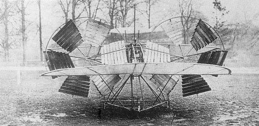 История воздухоплавания. часть-3. Детство. (Фото 16)