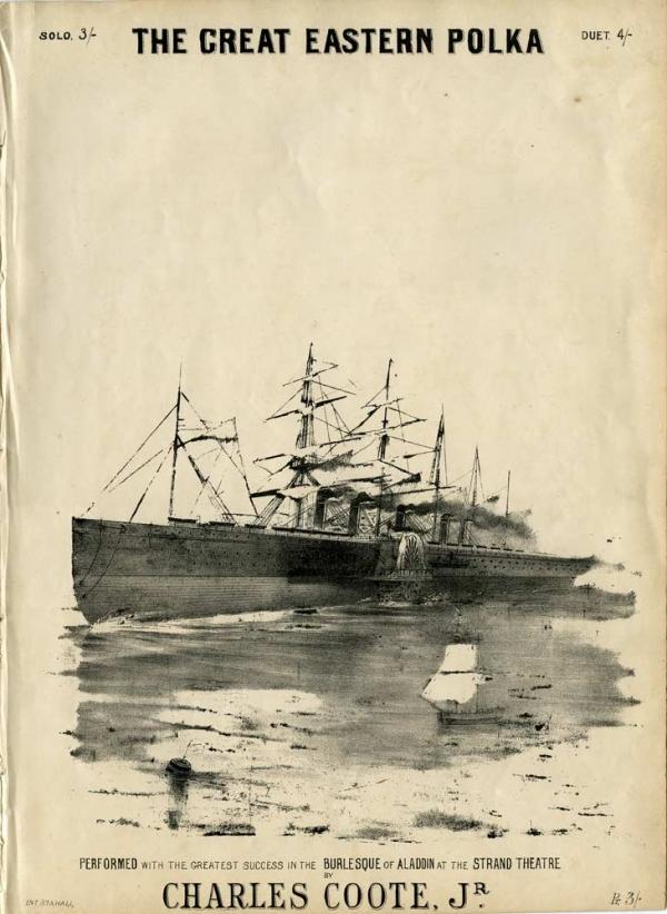 """Колёсный Левиафан - """"Великий Восток"""". (Фото 27)"""