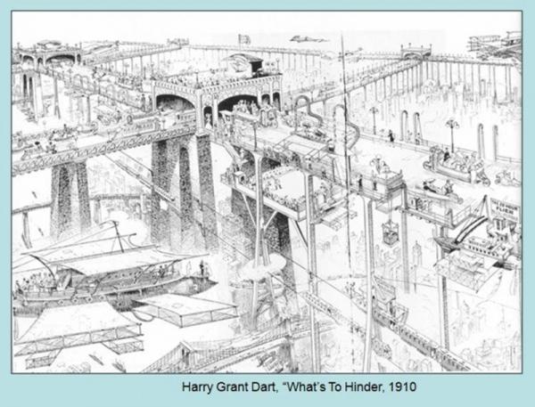 Harry Grant Dart (футурист и картунист :)) (Фото 6)