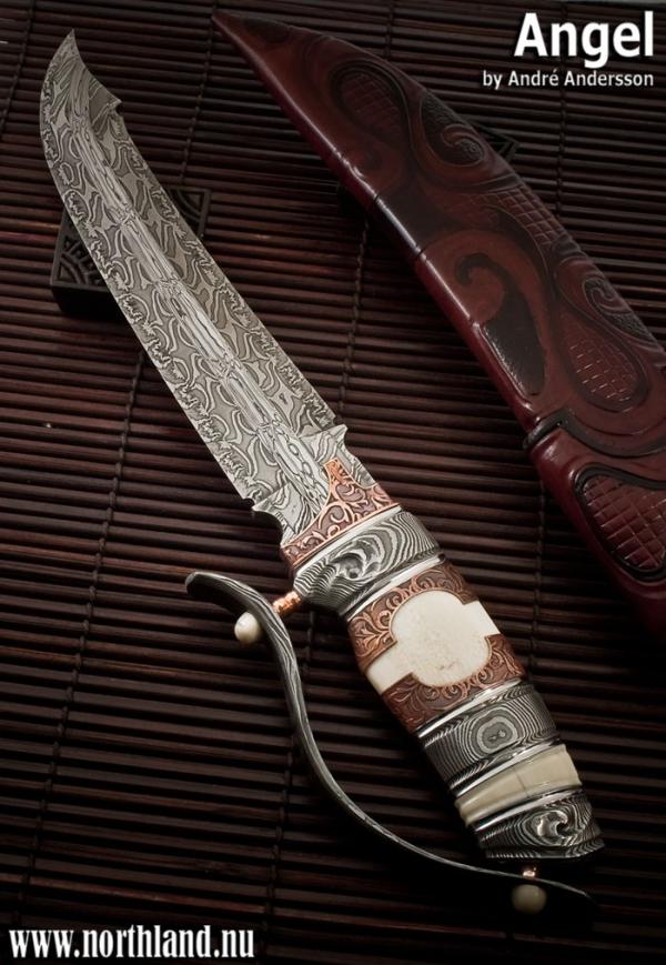 "Andre Andersson . Или ""каким должен быть стим-нож?.."" (Фото 31)"