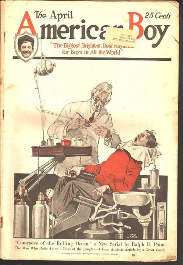 Самая страшная наука ... стоматология :) (Фото 63)