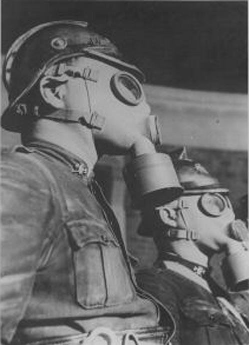 """Внимание , газы ! (часть-2) От """"чумной маски"""" до Микки-Мауса :) (Фото 62)"""