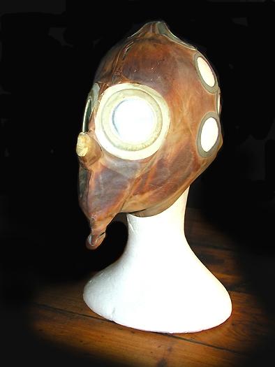 """Внимание , газы ! (часть-2) От """"чумной маски"""" до Микки-Мауса :) (Фото 23)"""