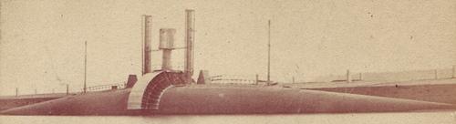 """Прототип """"Наутилуса"""" , или """"сигар-шип"""" от Уайненс-ов. (Фото 6)"""