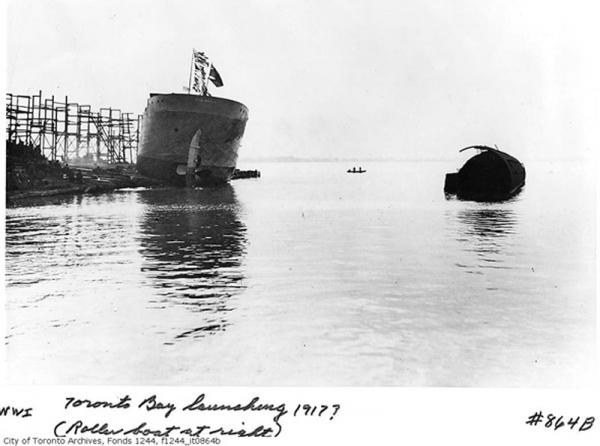 """Frederick Augustus Knapp's """"roller boat"""" . Или к чему приводит обожание королевы Виктории. (Фото 10)"""