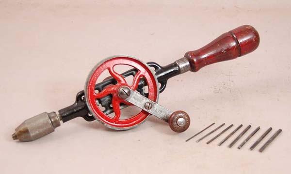 Инструменты наших дедов-прадедов. Чем не стим? (Фото 49)