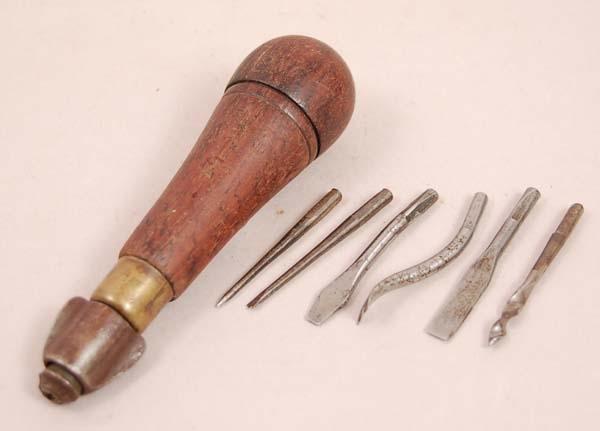 Инструменты наших дедов-прадедов. Чем не стим? (Фото 28)