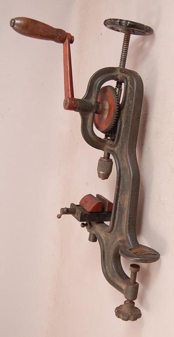 Инструменты наших дедов-прадедов. Чем не стим? (Фото 53)