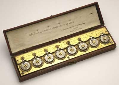 Калькулятор Johann Helfrich Müller. Шаг к механическому компьютеру. (Фото 36)