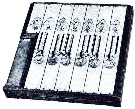 Калькулятор Johann Helfrich Müller. Шаг к механическому компьютеру. (Фото 31)
