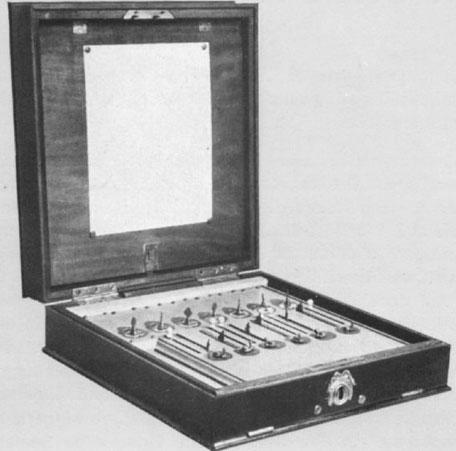 Калькулятор Johann Helfrich Müller. Шаг к механическому компьютеру. (Фото 32)