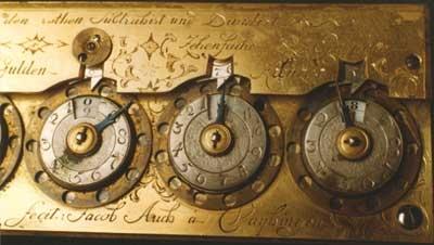 Калькулятор Johann Helfrich Müller. Шаг к механическому компьютеру. (Фото 37)