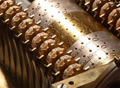 Калькулятор Johann Helfrich Müller. Шаг к механическому компьютеру. (Фото 35)