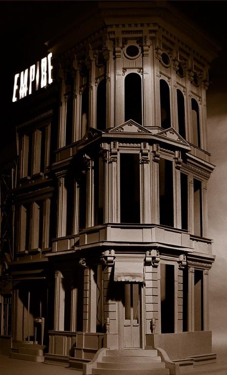 Daniel Agdag - поэзия бумаги, скульптура из картона. Или кто сказал, что замки должны быть воздушными? (Фото 7)