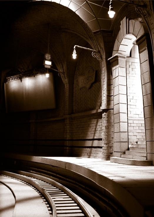 Daniel Agdag - поэзия бумаги, скульптура из картона. Или кто сказал, что замки должны быть воздушными? (Фото 10)