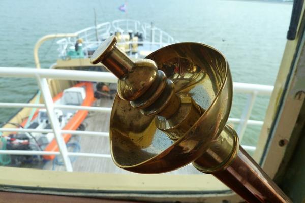 """Переговорные трубы - """"непотопляемый телефон"""". (Фото 38)"""