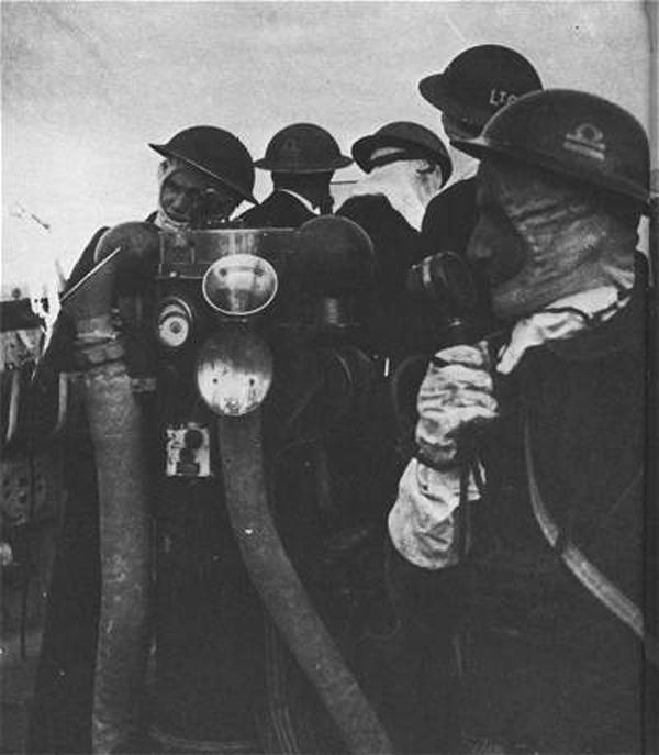 """Переговорные трубы - """"непотопляемый телефон"""". (Фото 46)"""