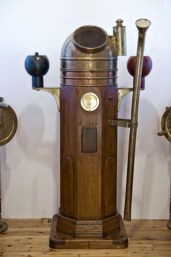 """Переговорные трубы - """"непотопляемый телефон"""". (Фото 44)"""