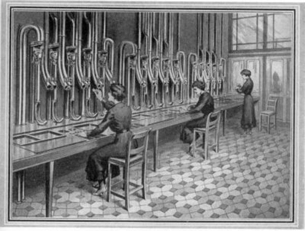 """Переговорные трубы - """"непотопляемый телефон"""". (Фото 25)"""