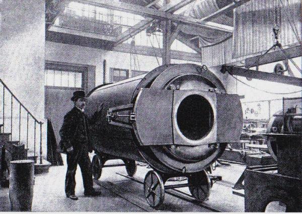 Телескоп с Парижской выставки 1900 года. (Фото 3)