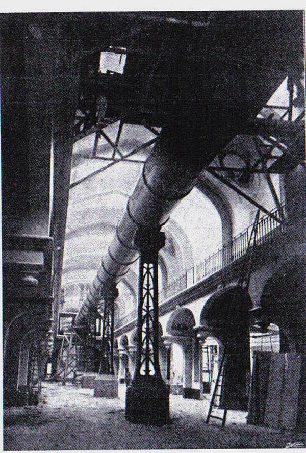 Телескоп с Парижской выставки 1900 года. (Фото 7)