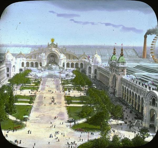 Телескоп с Парижской выставки 1900 года. (Фото 6)