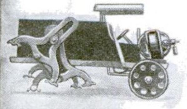 Ни колесо, ни гусеница. (Фото 73)