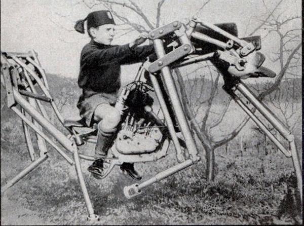 Ни колесо, ни гусеница. (Фото 82)