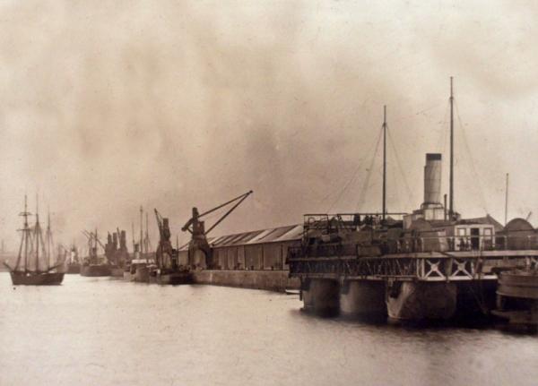 Корабль Эрнеста Базина. (Фото 7)