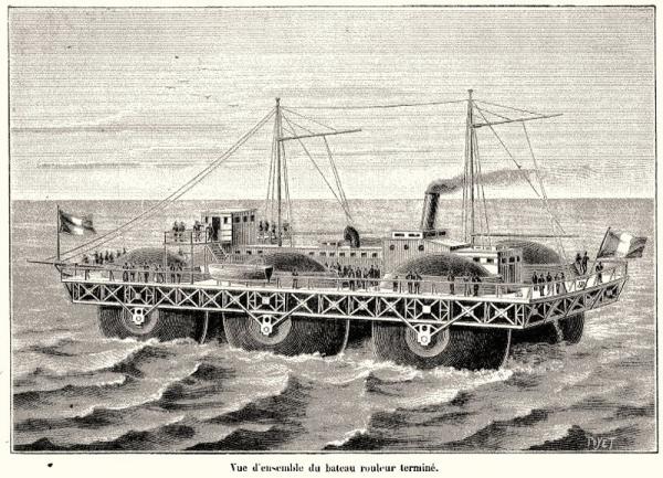 Корабль Эрнеста Базина. (Фото 4)