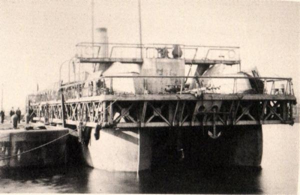 Корабль Эрнеста Базина. (Фото 6)