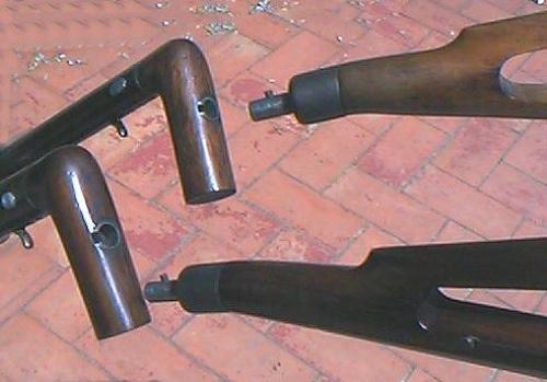 Оружие скрытого ношения (огнестрел ближнего боя). (Фото 48)