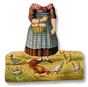 Все мы родом из детства (игрушки матушки Виктории).