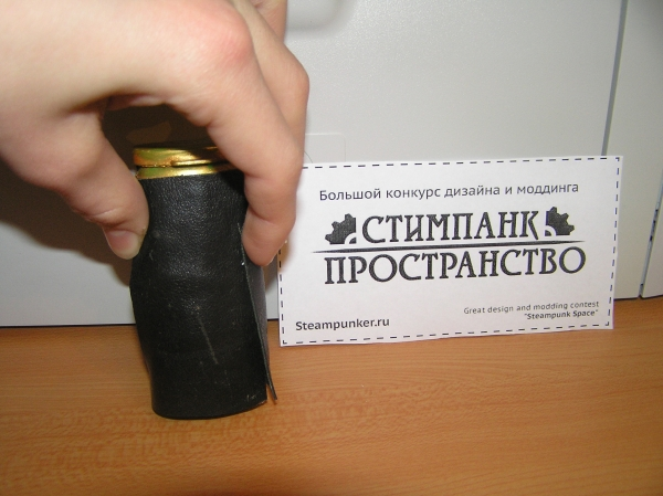 Скрепочница и кнопочница (стимпанк пространство) (Фото 5)