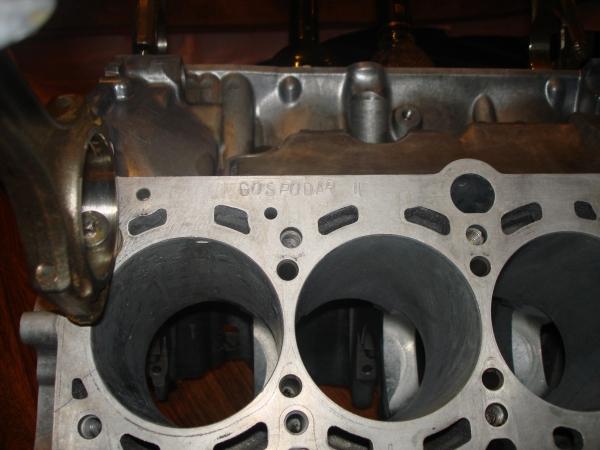 стол из двигателя V8 (Фото 3)