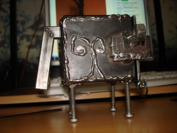 мини буржуйка (Фото 8)