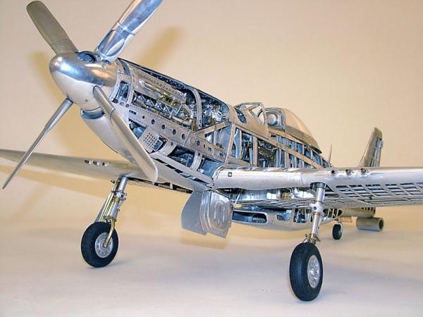 Young C.Park. Модели самолетов времен Второй мировой Войны. (Фото 20)
