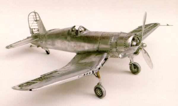 Young C.Park. Модели самолетов времен Второй мировой Войны. (Фото 8)