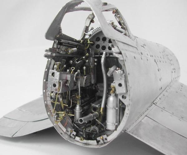 Young C.Park. Модели самолетов времен Второй мировой Войны. (Фото 18)