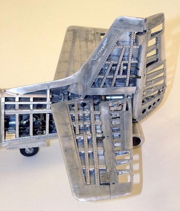 Young C.Park. Модели самолетов времен Второй мировой Войны. (Фото 21)