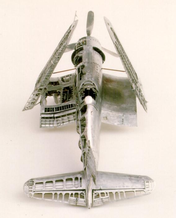 Young C.Park. Модели самолетов времен Второй мировой Войны. (Фото 6)