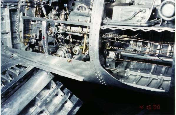 Young C.Park. Модели самолетов времен Второй мировой Войны. (Фото 3)