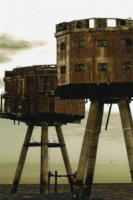 Морские форты Маунселла (Фото 10)