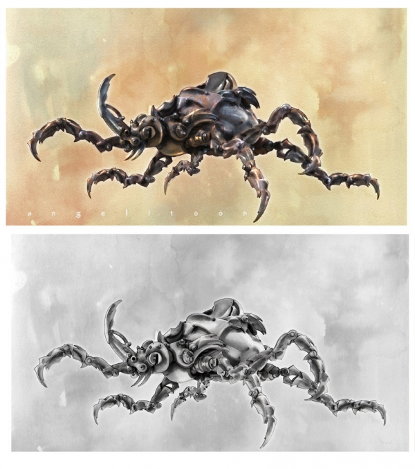 Steam - рисунки от angelitoon (Фото 2)