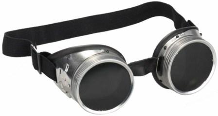 """Стандартные газосварочные очки 1105 , которые всем вас известны в илу их популярности у """"передельщиеков"""""""