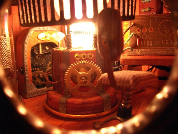 Волшебный стимпанк маяк (Фото 7)