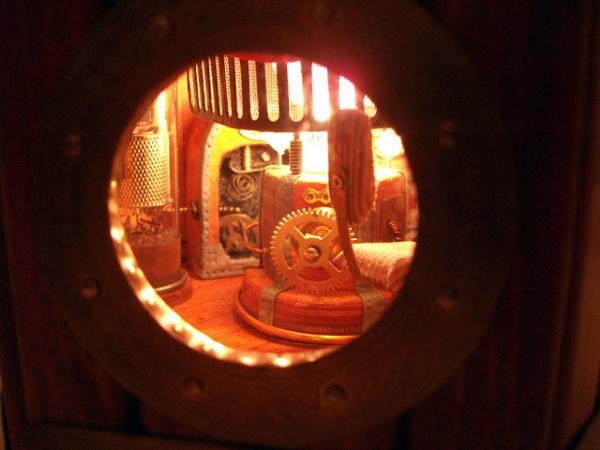 Волшебный стимпанк маяк (Фото 13)